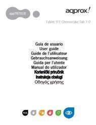 appTB701B Tablet TFT Cheesecake Tab 7.0 - Approx!