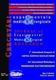 central european vascular forum & messages