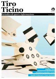 Tiro Ticino numero 23 - 32 pagine - Formato A4 - a 4 colori