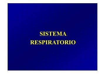 8.2 Farmaci del sist. respiratorio.pdf - Università degli Studi di Urbino
