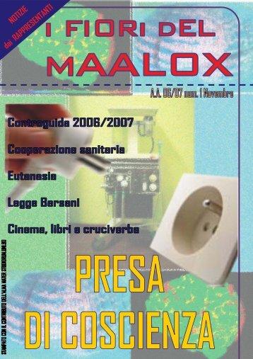 Novembre '06 - Fiori del Maalox.it