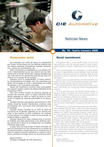 Proyecto automotive 28 01 cie automotive - Central de compras web ...