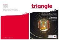 Triangle-Ausgabe 1/2009 - CEVA Logistics