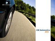 5.- PRODUCTOS - MOTOR - Cie Automotive