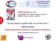 Presentazione di PowerPoint - Associazione Geriatri Extraospedalieri