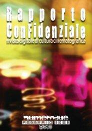 numeroDUE FeBBRAio 2008 rivista digitale di cultura cinematografica