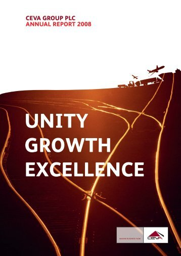 UNITY GROWTH EXCELLENCE - CEVA Logistics