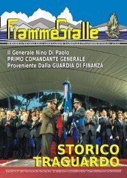 Vita nelle Sezioni - Associazione Nazionale Finanzieri d'Italia