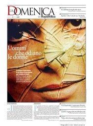 Uomini che odiano le donne - La Repubblica