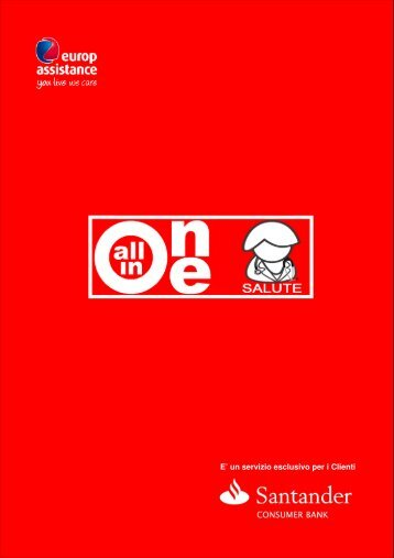 AllInOne - Salute - Santander Consumer Bank