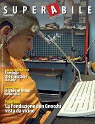 Scarica l'intera rivista in formato .pdf - Superabile.it