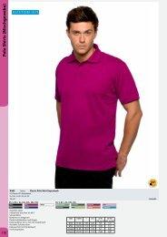 P olo Shirts für Sie & Ihn - Condi-Werbung