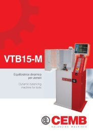 VTB15-M - Cemb S.p.A.