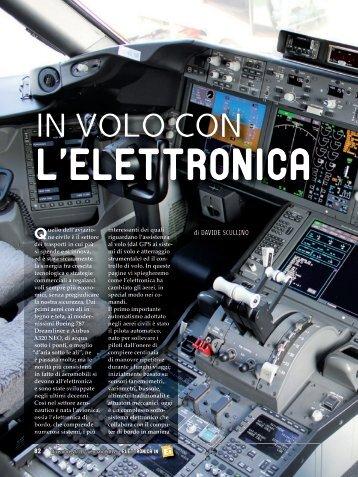 In volo con l'elettronica - ElettronicaIn