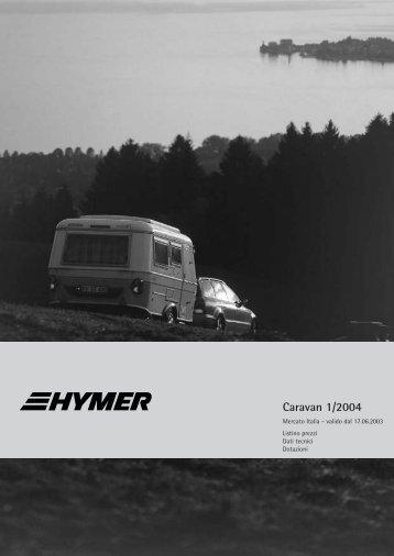 Eriba-Swing-Plus-Paket - Hymer