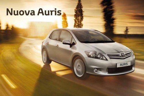 Nuova Auris - Concessionaria Toyota Auto Moretto
