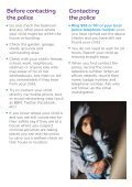 What to do if your child goes missing - Page 2