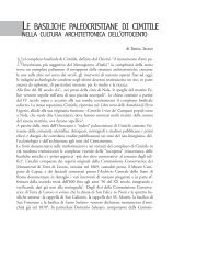 le basiliche paleocristiane di cimitile - La scuola di Pitagora editrice