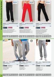 H osen & Shorts (Freizeithosen für Sie & Ihn) - Condi-Werbung