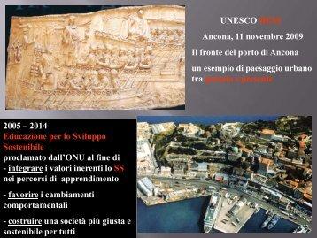 Ancona - Analisi inquinamento - ItaliaNostraEdu