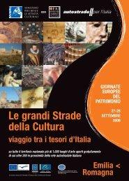 Scarica il programma degli eventi in Emilia-Romagna - Comune di ...