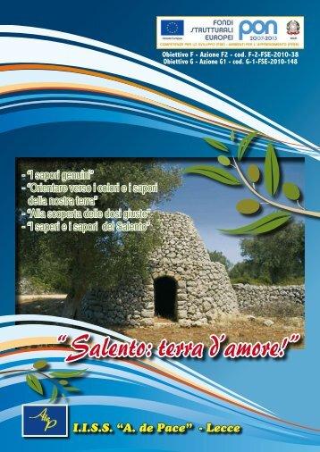 brochure Salento, terra d'amore.pdf