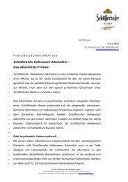 Schöfferhofer Hefeweizen Alkoholfrei – Das alkoholfreie Prickeln