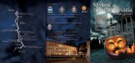 Pieghevole Riviera a lume di candela.pdf - Comune di Mira