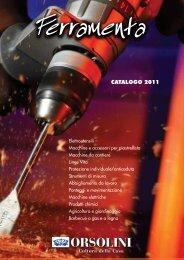 CATALOGO 2011 - Orsolini