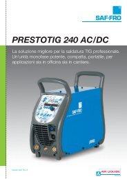 PRESTOTIG 240 AC/DC - Fro