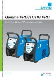 Gamma PRESTOTIG PRO - Fro