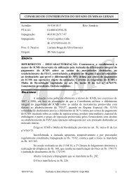 19914101ª - Secretaria de Estado de Fazenda de Minas Gerais