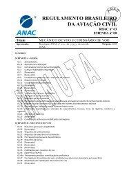 Anexo à Resolução - Anac