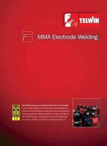 MMA Electrode Welding