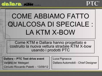 KTM X-bow - PTC.com