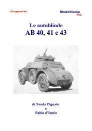 AB 40, 41 e 43 - Le Gallerie di Modellismo Più