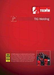 TIG Welding - Telwin