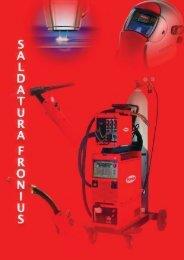Catalogo Fronius - Tecnica San Giorgio srl