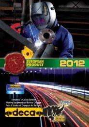 catalogo generale 2012 i - gb - f - Deca