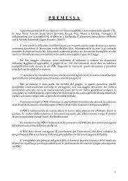 mlav_Piano operativo di sicurezza autostrade - Sup.usl12.toscana.it