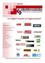 Giornale Promo Ottobre 2010 - Elettrosiste