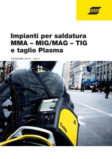 catalogo macchine 2011 - Fabio Sarno Rappresentanze