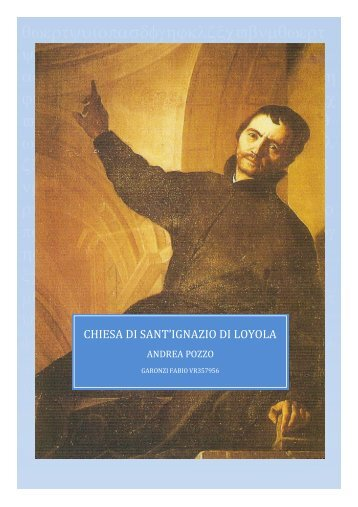 CHIESA DI SANT'IGNAZIO DI LOYOLA - BaroccaRoma