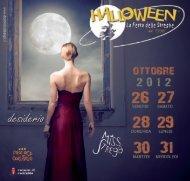 www .dominicidesign. it - Halloween Corinaldo