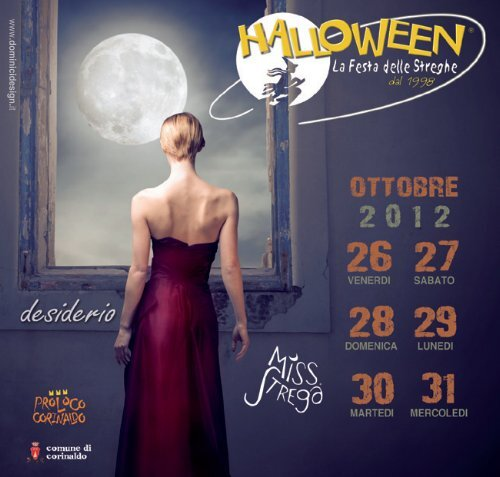 Festa Di Halloween Corinaldo.Www Dominicidesign It Halloween Corinaldo