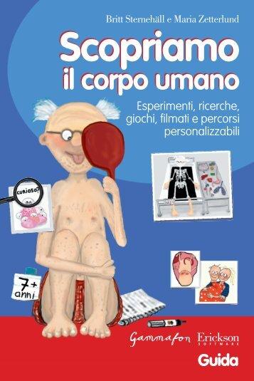 Guida Scopriamo il corpo umano - Edizioni Centro Studi Erickson