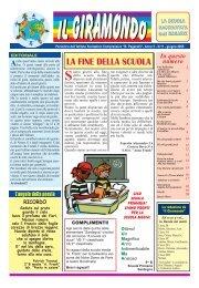 giornalino n° 11 (Giugno 2005)