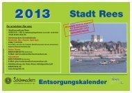 Stadt Rees - Schönmackers Umweltdienste GmbH & Co KG