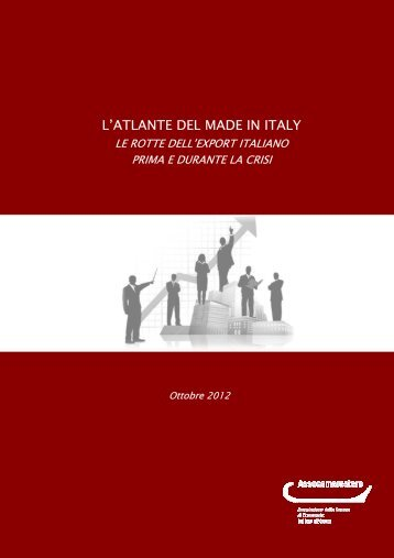 L'ATLANTE DEL MADE IN ITALY