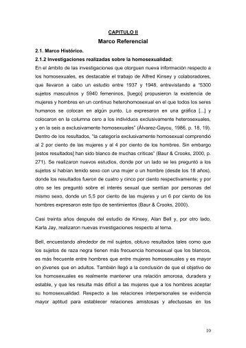 Capítulo II. Marco referencial